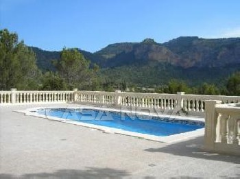 Mallorca - Puigpunyent - --Villa / Haus